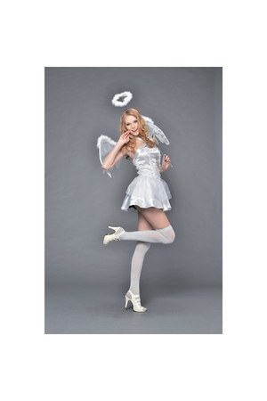 angel shape Bcozyuk dress