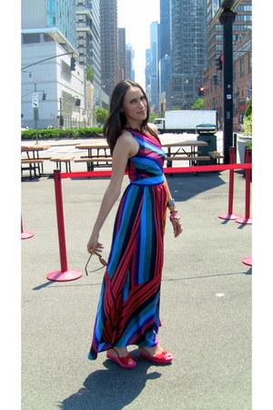 blue TJ Maxx dress