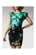 BeMyTrash dress