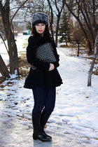 LoveClothing hat - OASAP coat - chicnova purse
