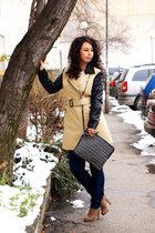 Choies coat - LoveClothing boots