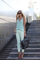 Mint green Love!