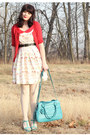 Dahl-clothes-dress-forever-21-tights-jo-totes-purse