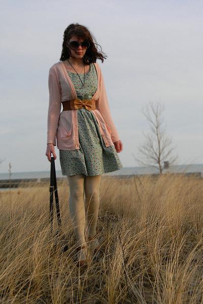 海蓝宝石制作的旁观式礼服 - 米色梅罗纳 - 紧身衣 - 黑色mulberry-for-target-pu_400