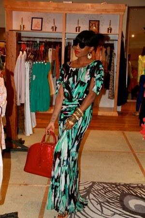 maxi dress BCBG dress