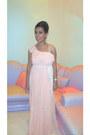 Chiffon-self-made-dress