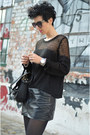 Gina-tricot-sweater-wwwnowistylejp-bag-wwwoasapcom-sunglasses-h-m-skirt