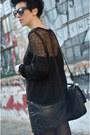 Gina-tricot-sweater-wwwnowistylejp-bag-wwwoasapcom-sunglasses-h-m-skirt