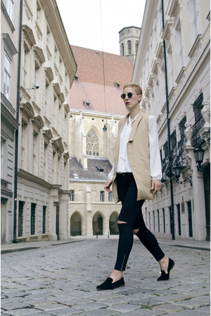 H&M Trend shoes - romwe vest