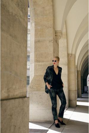 H&M Studio blazer - H&M Studio pants