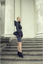 Alexander Wang x H&M jacket - Alexander Wang x H&M boots