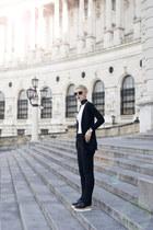 H&M shoes - Mango scarf - Primark pants