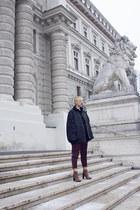 H&M jacket - H&M shoes - H&M pants
