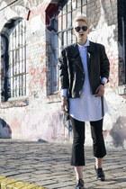 zaful blouse - H&M pants