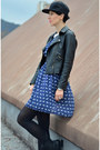 Choies-boots-primark-dress-sheinside-jacket-nowistyle-bag