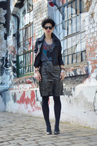 PERSUNMALL shoes - Sheinside jacket - zeroUV sunglasses