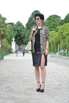 Zara shoes - Zara jacket - wwwoasapcom bag