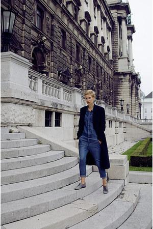 H&M coat - H&M romper