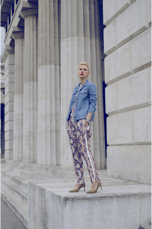 H&M Studio jacket - H&M Studio pants
