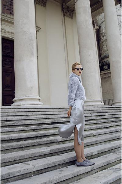 H&M shoes - Front Row Shop dress