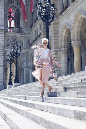 H&M Trend coat - H&M Trend pants