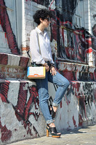 wwwoasapcom bag - Marni for H&M shoes - H&M Trend jeans