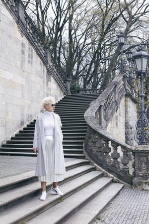H&M Trend skirt - Puma shoes