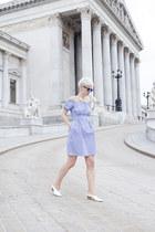 Zara shoes - Sheinside dress