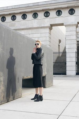 Zara shoes - Alexander Wang jacket - Primark pants