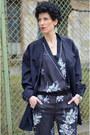 Zara-blouse-maison-martin-margiela-for-h-m-blazer-zara-pants