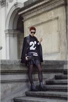 Choies boots - Sheinside coat