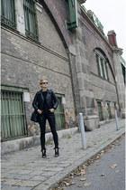 Alexander Wang x H&M boots - Alexander Wang x H&M jacket