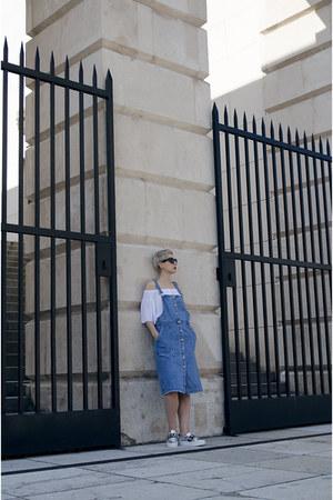 Zara shoes - romwe dress