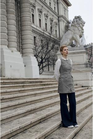 H&M Trend vest - H&M Trend shoes - H&M Trend blouse