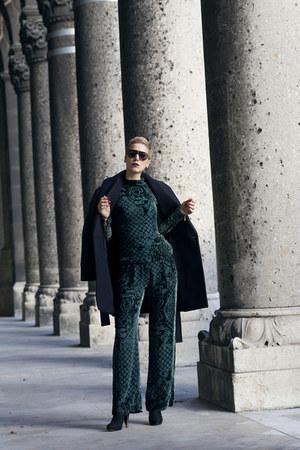 Balmain x H&M coat - Balmain x H&M pants
