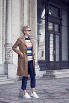H&M coat - H&M shoes