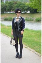 wwwoasapcom bag - Marni at H&M jacket - wwwoasapcom sunglasses