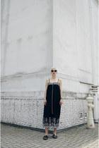 Zara shoes - shein dress
