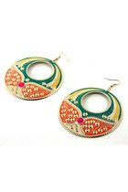 round Beju Beju earrings