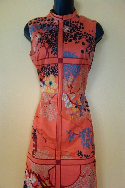 vintage George Gerring dress