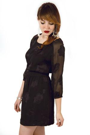babydoll silk Myne dress
