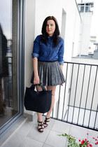 gray Primark skirt