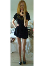 H&M blouse - Only shorts - GINA TRICOT bracelet - Bumper shoes