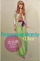 Francoise Hardy X Dior