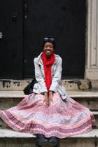 Urban Outfitters bag - Forever 21 skirt