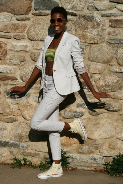 Zara blazer - Zara pants