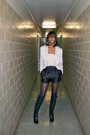 H&M blazer - Express stockings