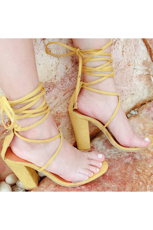 sandals on sale Berrylook wedges