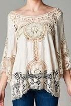 pullover shirt Berrylook top