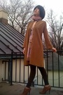 Brown-vintage-coat-brown-forever21-shoes-pink-forever21-dress-brown-walmar